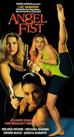 Angelfist (1993, USA, Action, DVDRip)