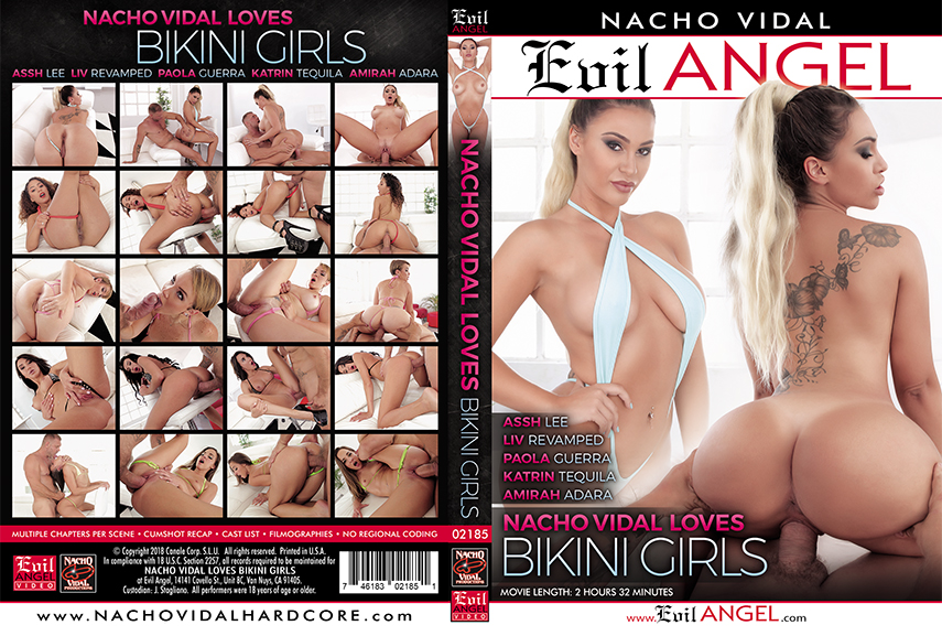Nacho Vidal Loves Bikini Girls