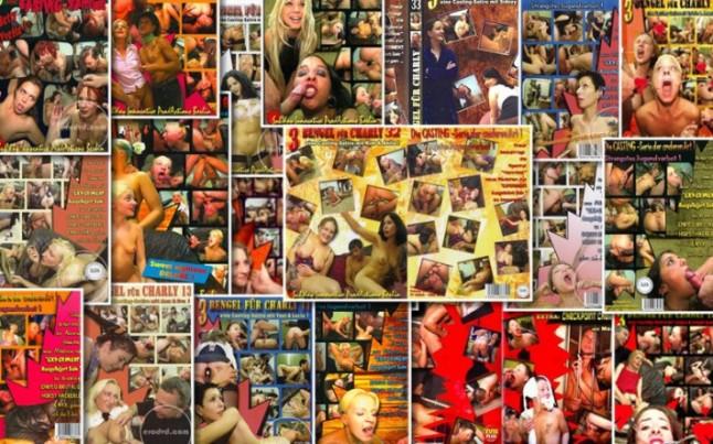 [3 Bengel Für Charly / KitKat] MOVIES Pack (59) [1-34 Series Simon Thaur, SubWay Innovative Productions Berlin] [Casting, Pissing, Disgrace, GangBang, Enema, DVDRip]