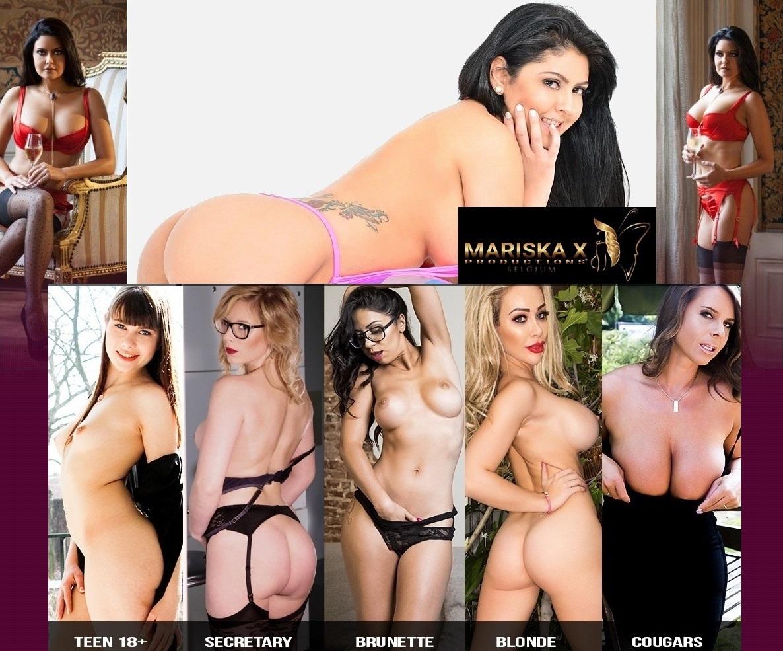 [MariskaX.com] PornStar MegaPack (78) [Mariska X Production, 720p]