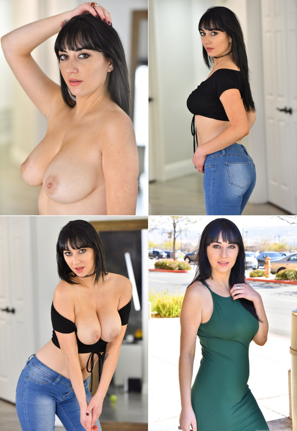 Allesandra Snow - Pornstar Collection (29) (MILF, Big tits, All Sex, Oral, Solo, Masturbation, Lesbians, Dildo, BDSM)