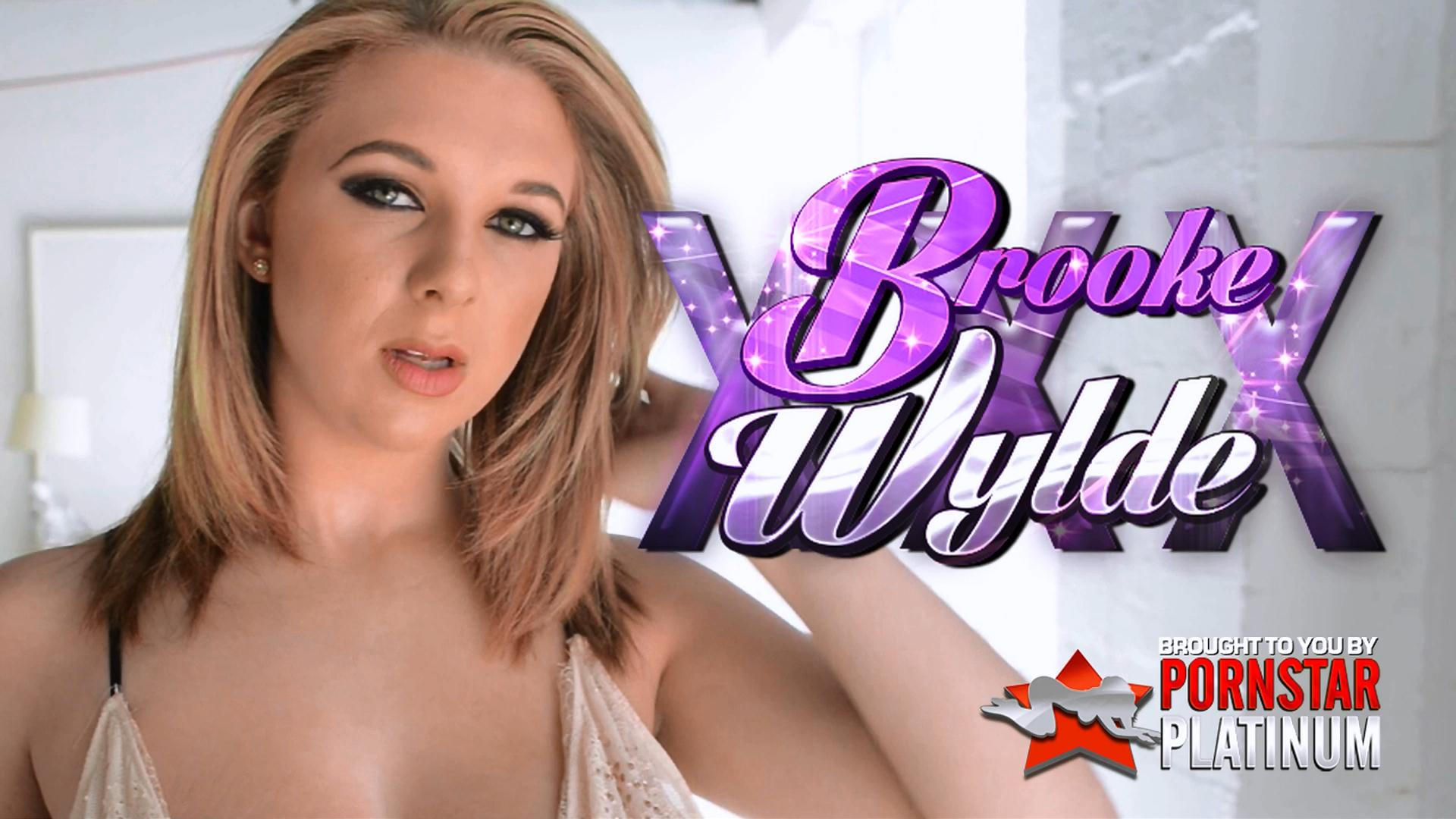 Brooke Wylde - Pornstar Collection (13) (Big Ass, Big Tits, Lesbian, Solo, Toys, Anal, Squirt)