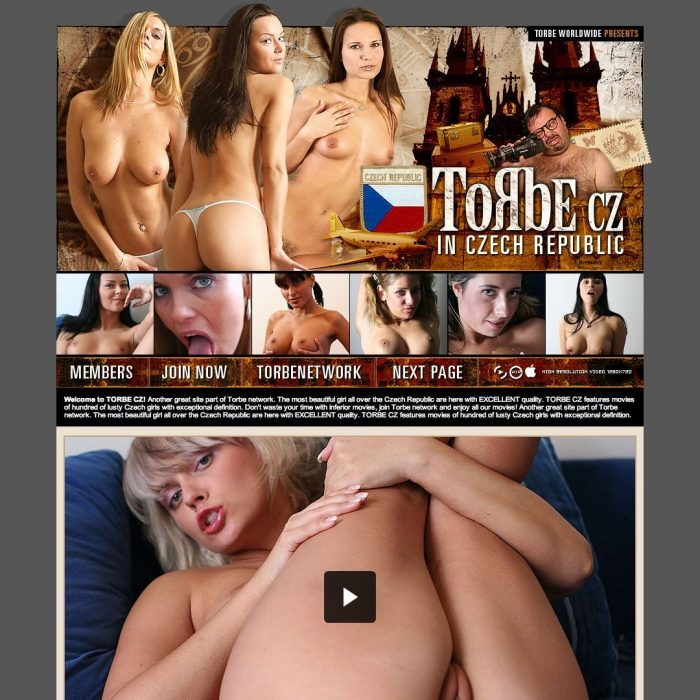 [TorbeCZ.com] SITERIP (15) [Amateur, Czech Porn]