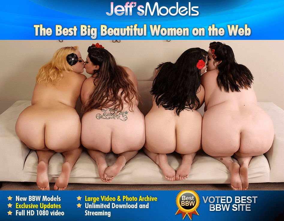 [JeffsModels.com] SITERIP (98 HD) [Big Tits, Fat, Plump, XL Girls, Lesbian]