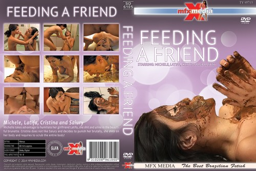 [SD-6105] - Feeding a Friend - R89