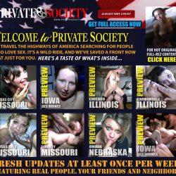 PrivateSociety.com - SITERIP [190 HD Vids]