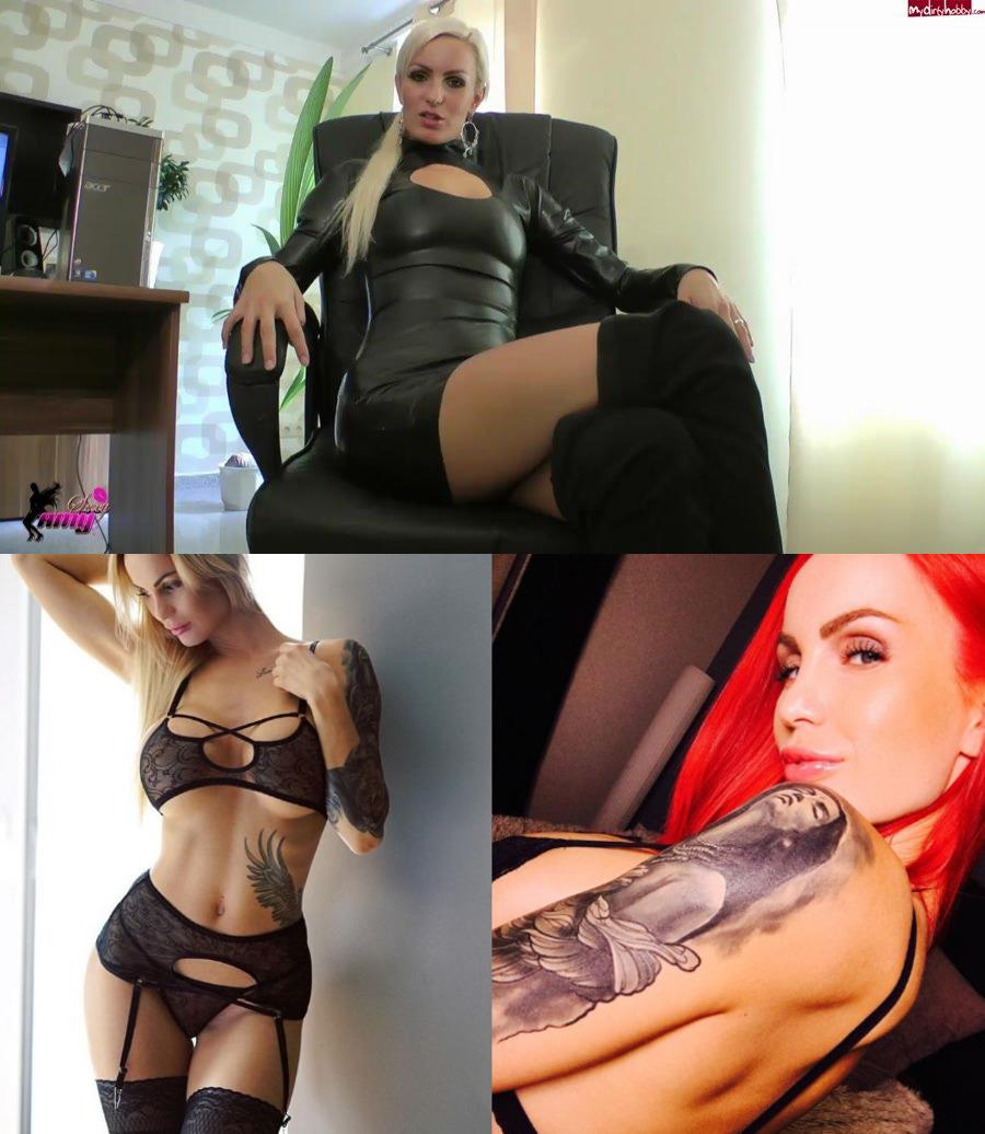 AmyStarr - all 365 Dirty Hobby videos