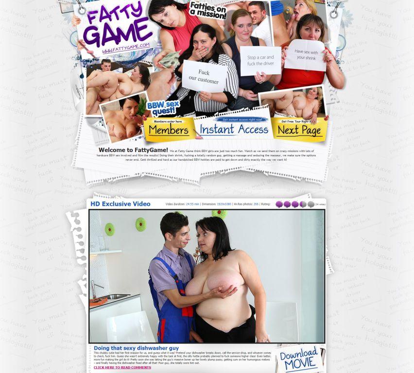 FattyGame.com SITERIP - all 15 videos