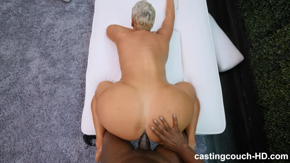 Fat Ass Does Anal - Sara [CastingCouch-HD]