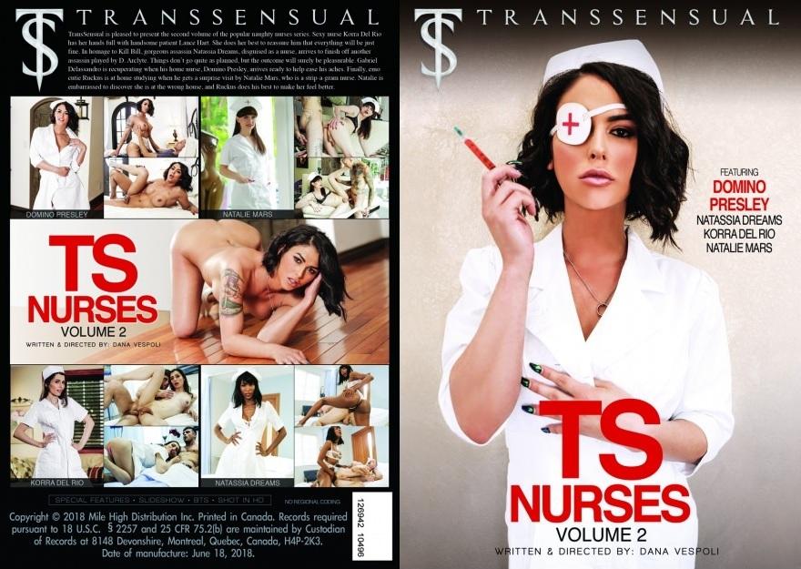 TS Nurses 2 [TransSensual, Dana Vespoli]