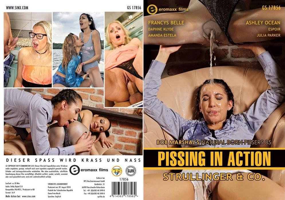 Pissing In Action - Natural Born Pissers 85
