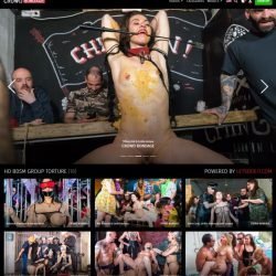 CrowdBondage.com SITERIP - all 26 videos