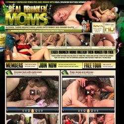 RealDrunkenMoms.com SITERIP - all 23 HD Videos