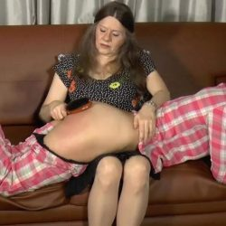 Delta's Tearful Bedtime Spanking clip 02 – Mommaspankings