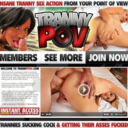 TrannyPOV.com SITERIP - all 42 videos