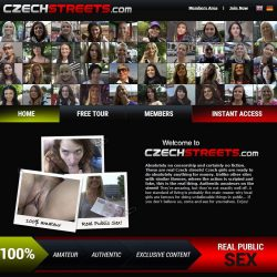 [CzechAV] CzechStreets.com SITERIP - all 38 videos