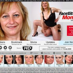 FaceSittingMoms.com SITERIP - all 80 videos