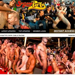 SausageParty.com SITERIP – all 19 gay HD videos