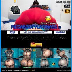 MegaBootyLatinass.com - SITERIP [8 HD BBW Latina videos]