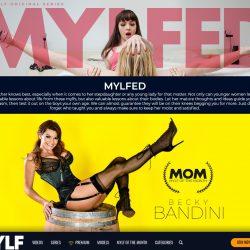 Mylfed.com - SITERIP [17 HD MYLF Lesbian videos]
