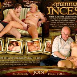 GrannysIncest.com - SITERIP [20 Old Young videos]