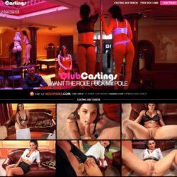 ClubCastings.com - SITERIP [5 Casting Sex Videos]