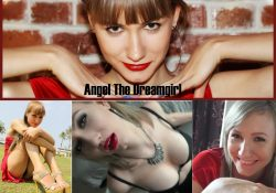 [Angel The Dreamgirl / Clips4Sale.com] SITERIP (Angel-Desert/KatiesClub C4S) (170 HD)