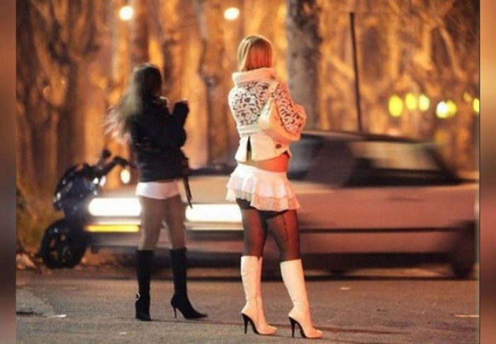 Prostitute & Escort Porn